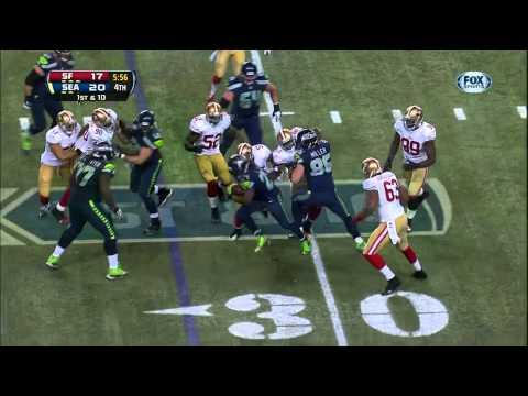2014 NFC Championship Seahawk Highlights