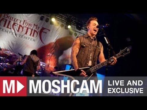 Bullet For My Valentine - Your Betrayal (Live @ Birmingham, 2013)