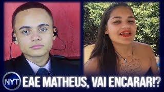 Matheus Verçosa responde Tigresa Vip após receber convite para estrelar filme com a atriz