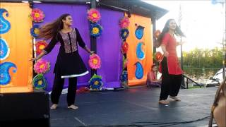 Nishi Raate - Dheem Tana - Bajare Dhol (Dance)