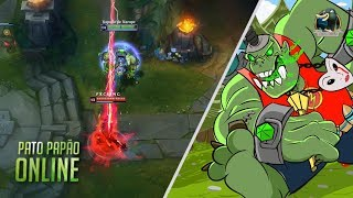 O NUNU DO CHAT - PPO | League of Legends