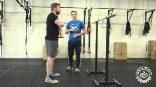 Back Squat Lesson 3  - How Low to Squat - Quanutm CrossFit Learn to Lift Series