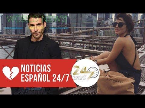 La novia de Miguel Ángel Silvestre anuncia su ruptura