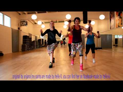 we will rock you by five feat queen- zumba tonning routine