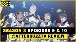 Voltron Season 8 Episodes 9 & 10 Review & After Show
