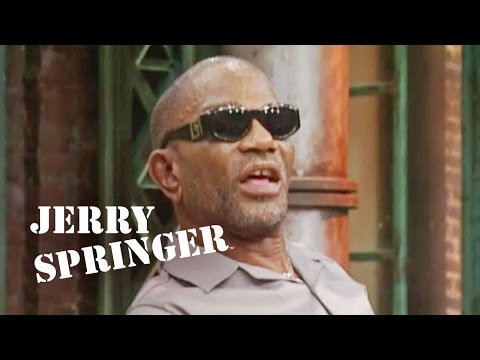 Jerry Springer Official - Tranny Tricks A Blind Man! video