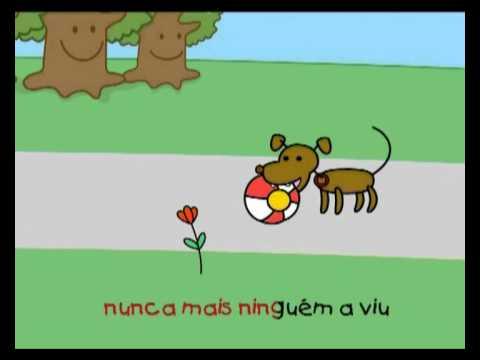 Carochinha Vol. 1 - Olha A Bola Manel video