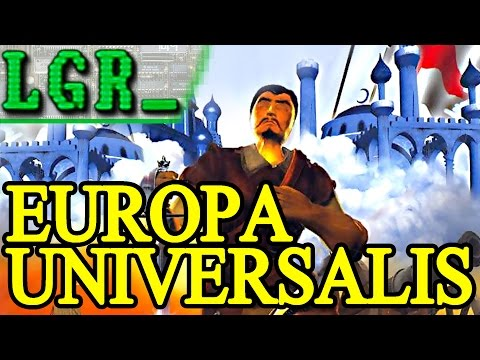 LGR - Europa Universalis - PC Game Review