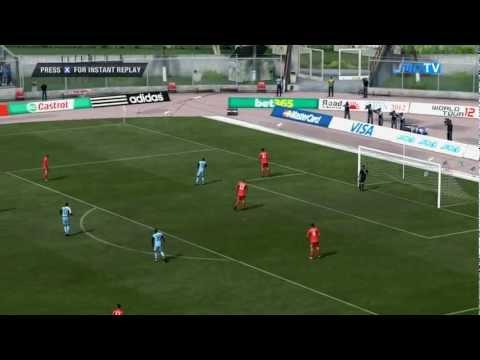 FIFA 12 - RTWC Japan 2012 - Botswana vs. Morocco