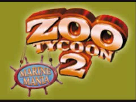 zoo tycoon 2  Marine Mania Shore Theme
