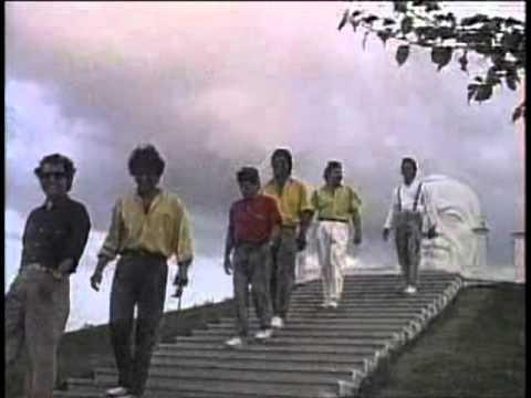 CD. MANTE-GRUPO JALEO CALLES DE LA CIUDAD 1990