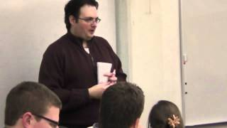Brandon Sanderson Lecture 1: Ideas are cheap (2/5)