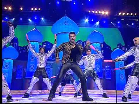 Salman Khan Performing at the IIFA Awards 2006 || HQ || Sallu...