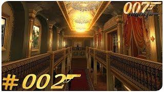 #002 JAMES BOND 007 - NIGHTFIRE   Die Party [GER PC] 🖰