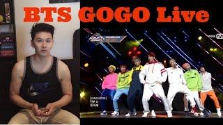 download lagu Bts Gogo Comeback Stage M Countdown Reaction gratis