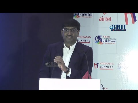 Mr. Venkatesh Vijayraghavan, Chief Executive Officer, Bharti Airtel – Andhra Pradesh and Telangana Photo Image Pic