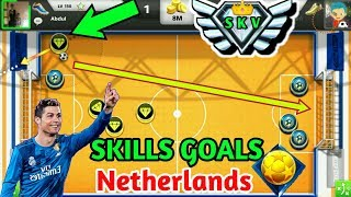 NETHERLANDS 👉WHAT A SKILLS GOALS🔝AMAZING RONALDO KICK SHOT💯INCREDIBLE GAME👌SOCCER STARS BEST2019