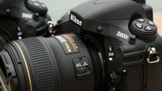 Nikon D800E vs Nikon D800 - What Is The Difference?