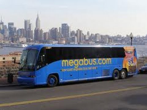 Man Masturbates on Megabus for Hours from DC to New York