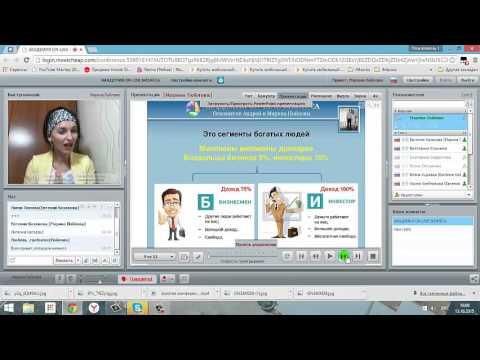 Открытая презентация бизнеса. Как создать свой бизнес без вложений в интернете.