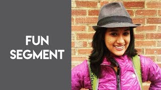 She won the Game? | Jaahnavi Sriperambuduru | The DD Show | FUN Segment