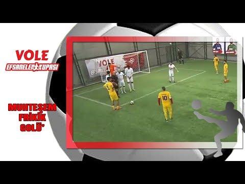 Vole Efsaneler Turnuvası | Celil'den sahalarda ender rastlanan bir gol!