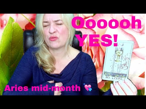 ARIES - LET IT COME NATURALLY ! Mid-month love reading for November 2017