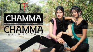 Chamma Chamma Fraud Saiyaan Neha Kakkar Ikka Dance Flick