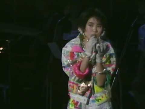 ng key  荻野目洋子 - 夏のステージ・ライト Oginome Youko ng...