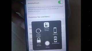 iPhone 6 Plus: How to Enable Touch Screen Home Button one iPhone  / iPad (Assistive Touch)