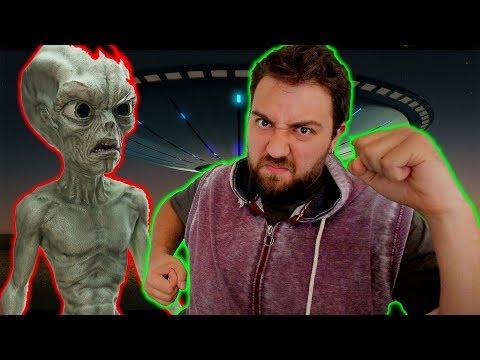 Uzaylıların Elinden Kaçıyorum | Gta 5 Gizemleri 👽 #2