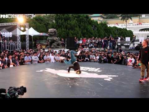 Skim vs Taisuke | Red Bull BC One Asia Pacific Final 2014