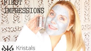 $750 DIAMOND MAGNETIC MASK | KRISTALS COSMETICS UNBOXING & FIRST IMPRESSIONS