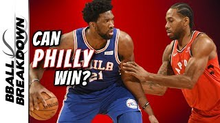 Does Embiid's Sixers Have A Chance Vs Kawhi And The Raptors?