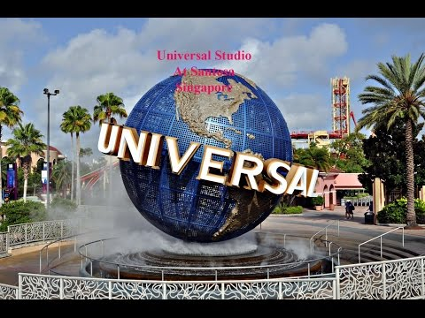 Universal studios hollywood | Singapore tourism | Singapore tour | Santosa #1