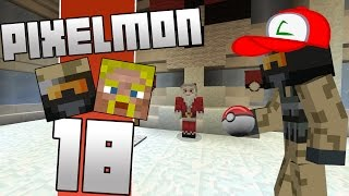 Dansk Minecraft - Pixelmon: ZAGI MOD JULEMANDEN! #18