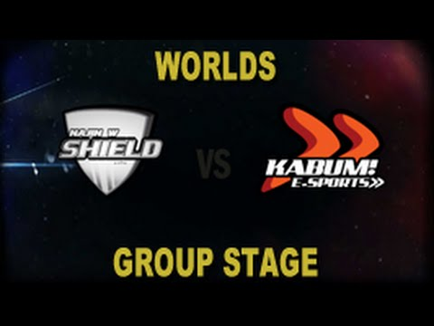 NWS vs KBM - 2014 World Championship Groups C and D D1G2
