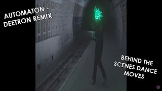Automaton (Deetron Remix) #1 in US BILLBOARD EDM CHART 2017 / Exclusive Jay dancing BTS moves