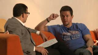 Mark Wahlberg Exclusive Interview at BevNET Live Winter 2012