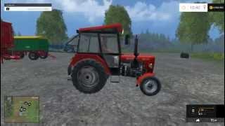 Farming Simulator 2015 Ursus C-330 Naglak Tractor Mod