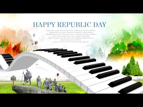 Jana Gana Mana - Indian National Anthem Instrumental
