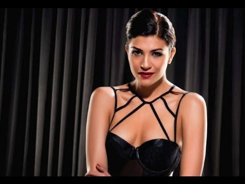 Archana Vijaya Ipl Host Stuff  Magazine May 2014 Photoshoot video