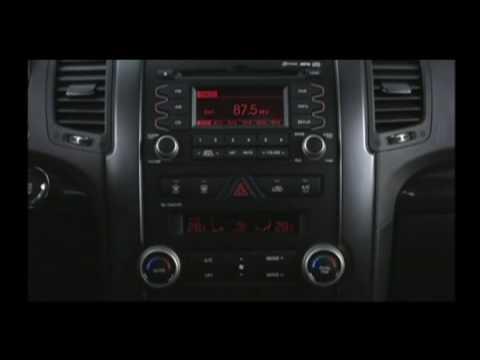 New Kia Sorento 2011 Interior Youtube