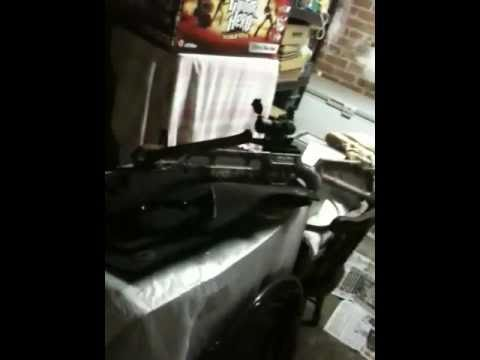 Jaguar crossbow 175lb test fire!!