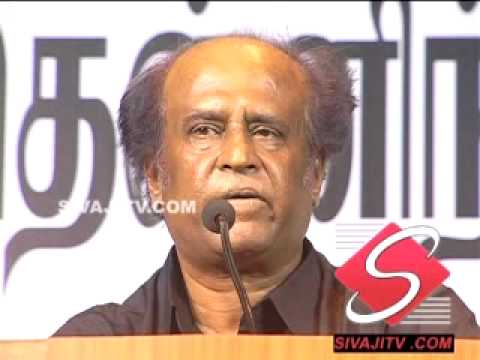 Rajini &amp; Sathyaraj Angry Speech Tamil Actress Bhuvaneshwari Prostitute Issue SIVAJITV.COM Part1