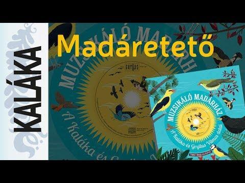 Kányádi Sándor: Madártető | Muzsikáló madárház - A Kaláka és Gryllus Vilmos dalai