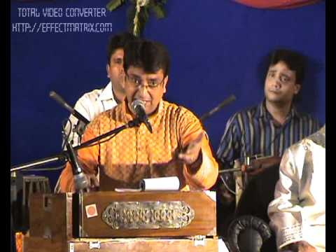 Sanjay Baweja.... Perfomed With Guru Sri Ravindra Jain.....(bhajan) video