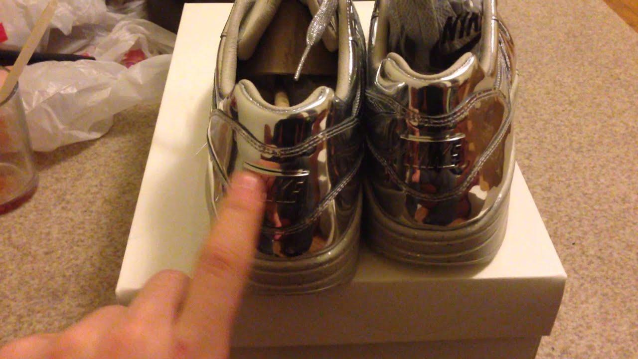 Liquid Silver Air Max 1 Nike Air Max 1 sp Liquid