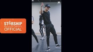 [JOOHEON][Dance Practice] 몬스타엑스 (MONSTA X) - 'JEALOUSY' Vertical