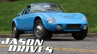 What It's Like To Drive A 52-Year Old French BRZ | Jason Drives